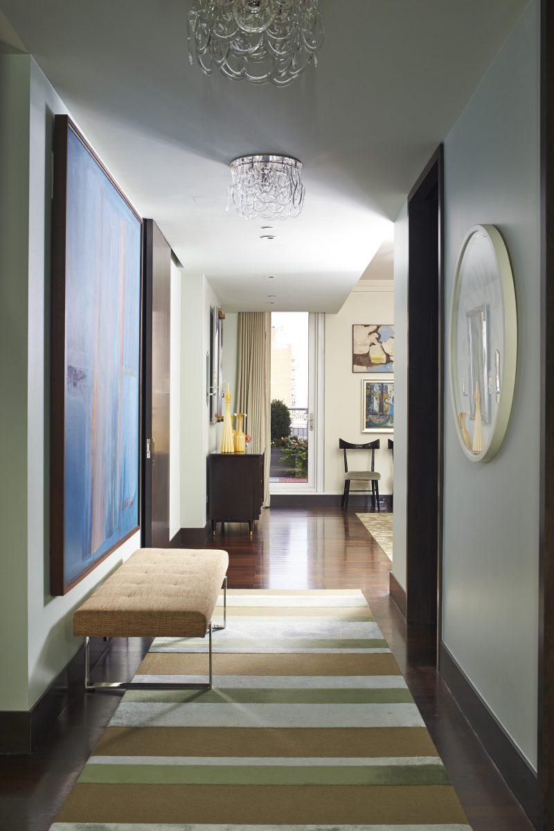 New York Foyer Barry Goralnick