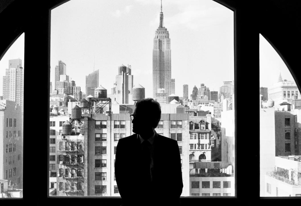 Barry Goralnick New York Architect and Design Icon Loft Industrial Chic Maura Sullivan