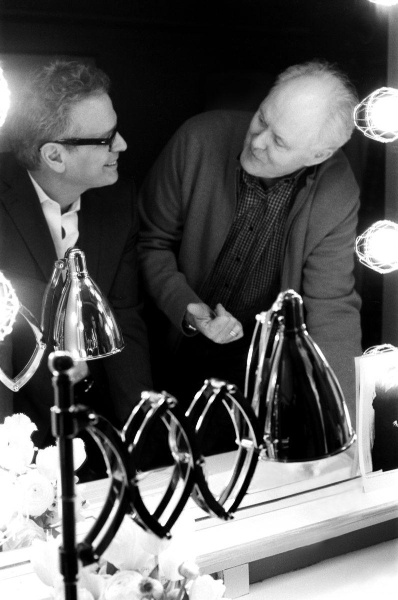 John Lithgow Barry Goralnick Reeves Desk Lamp Currey Maura Sullivan
